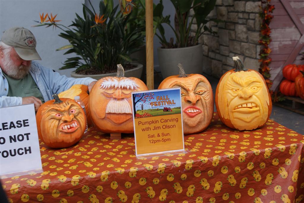 Fall Craft Festival Pumpkins